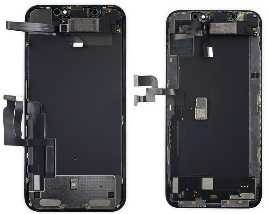 iFixit拆解iPhone XR照片15