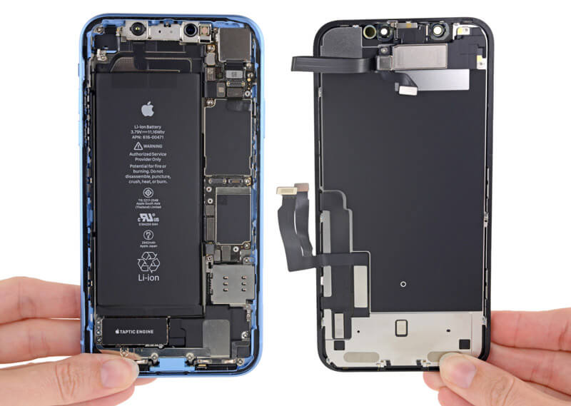 iFixit拆解iPhone XR照片6