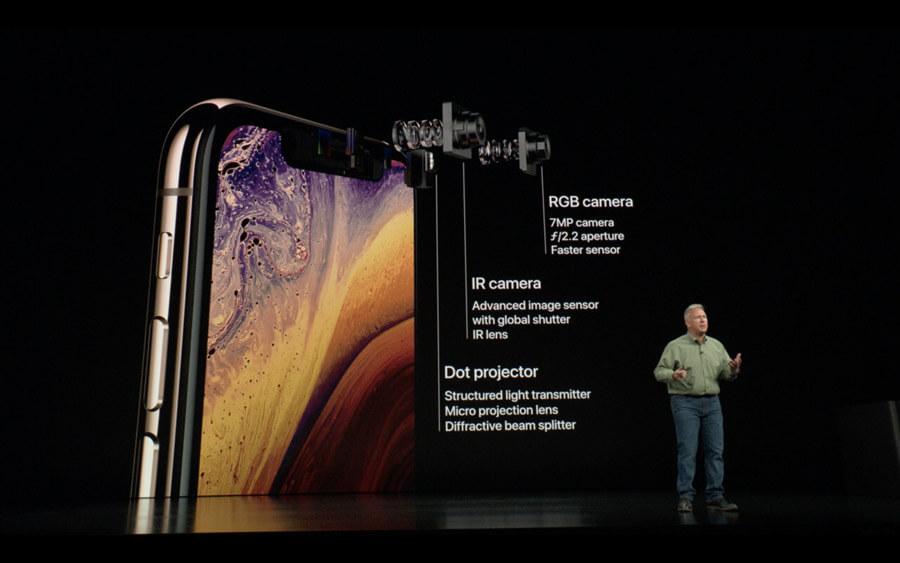 蘋果決定修正iPhone XS 的iOS 12.1 美肌模式,照妖鏡功能將回歸