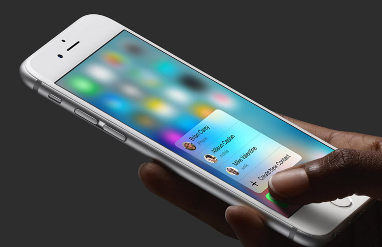 2019 全新 iPhone 將全面取消 3D Touch 功能!