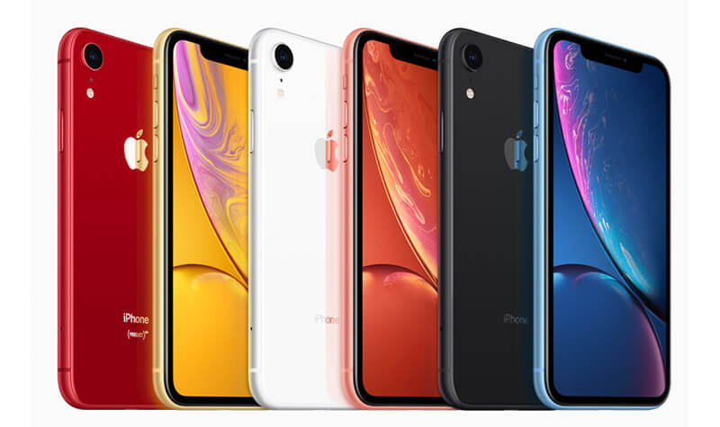 iPhone XR 顏色和容量該怎麼選