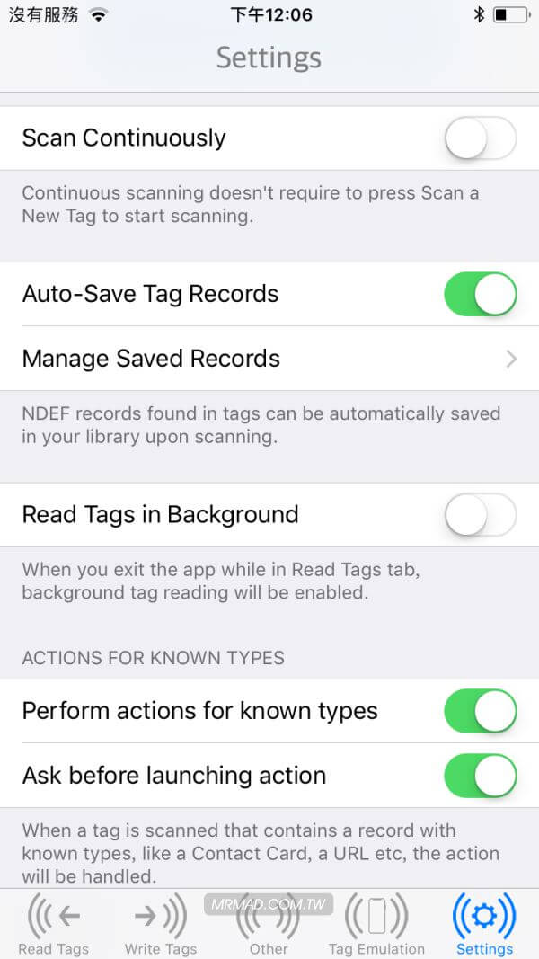 NFCWriter XS 新一代解放強化iPhone NFC 晶片功能支援最新iOS 11