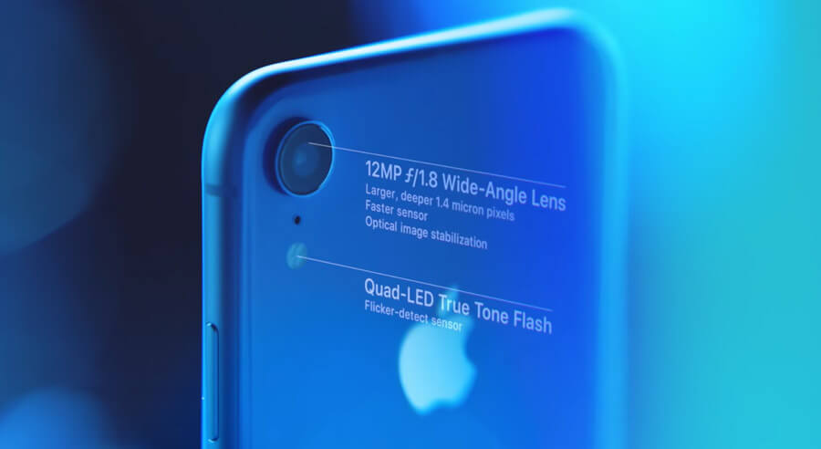 Why is the iPhone XR portrait performing better than the iPhone XS and iPhone XS Max?