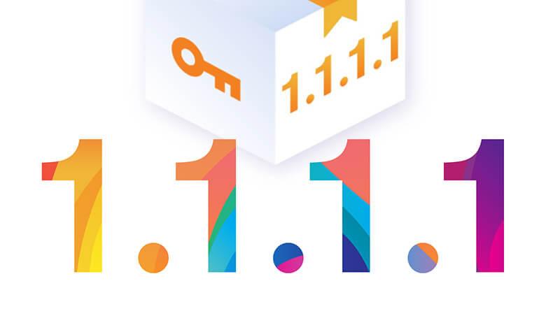 Cloudflare推出一鍵啟用DNS 1.1.1.1 網路加速、增強安全隱私工具