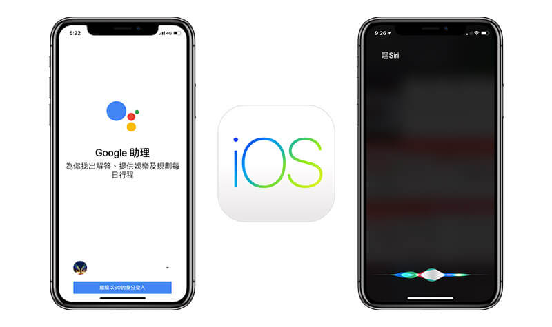 Google語音助理中文版也能夠在iPhone上使用,與Siri比較效果如何呢?