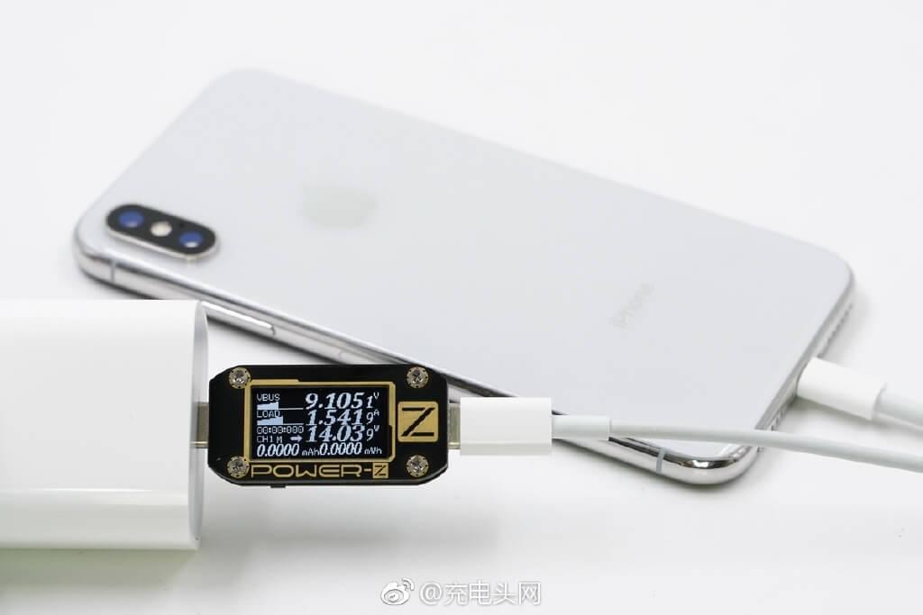 實測iPad Pro 2018新款18W USB-C PD充電器能否替iPhone快充