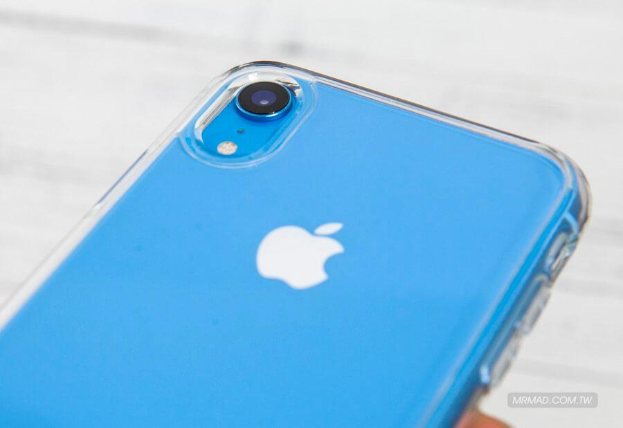 iPhone XR防摔殼開箱:SGP美觀耐摔兼具Ultra Hybrid透明殼與Slim Armor直立殼