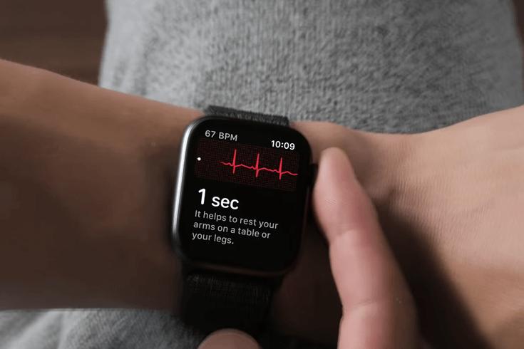 啟動Apple Watch Series 4加快檢測心律技巧教學2