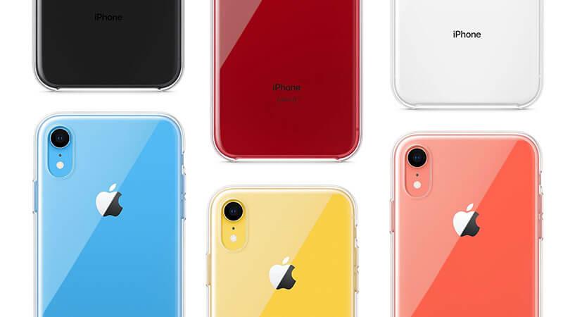 蘋果推出首款iPhone XR透明保護殼?保護性比SGP透明保護殼還差!