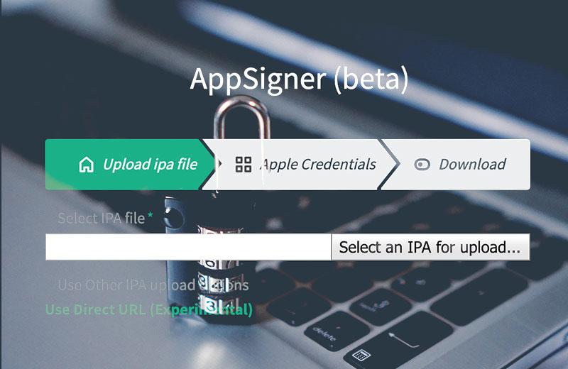 AppSigner 是網頁版Cydia Impactor 替代品?為了帳號安全請勿使用