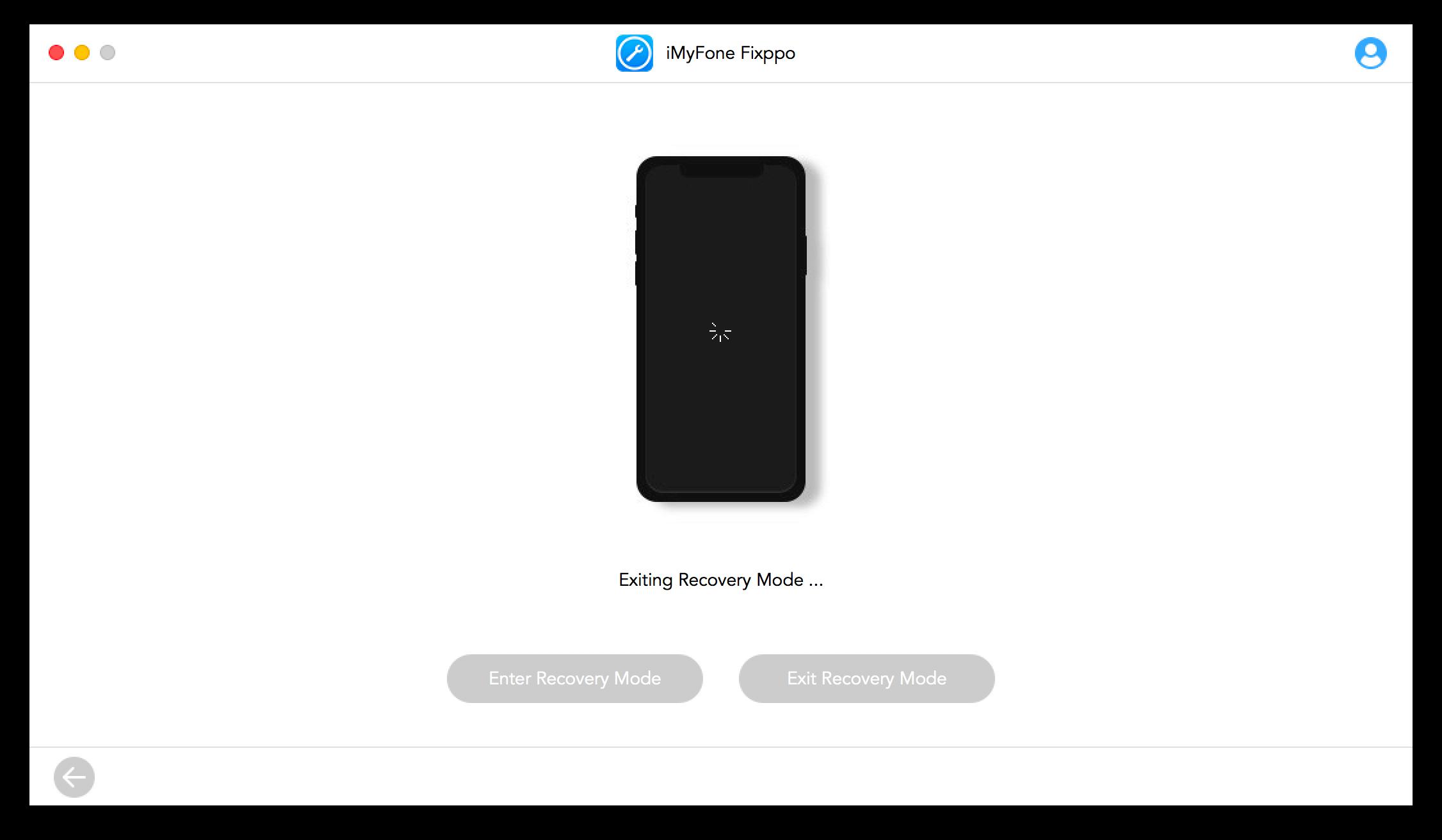 iMyFone Fixppo 修復iOS教學4