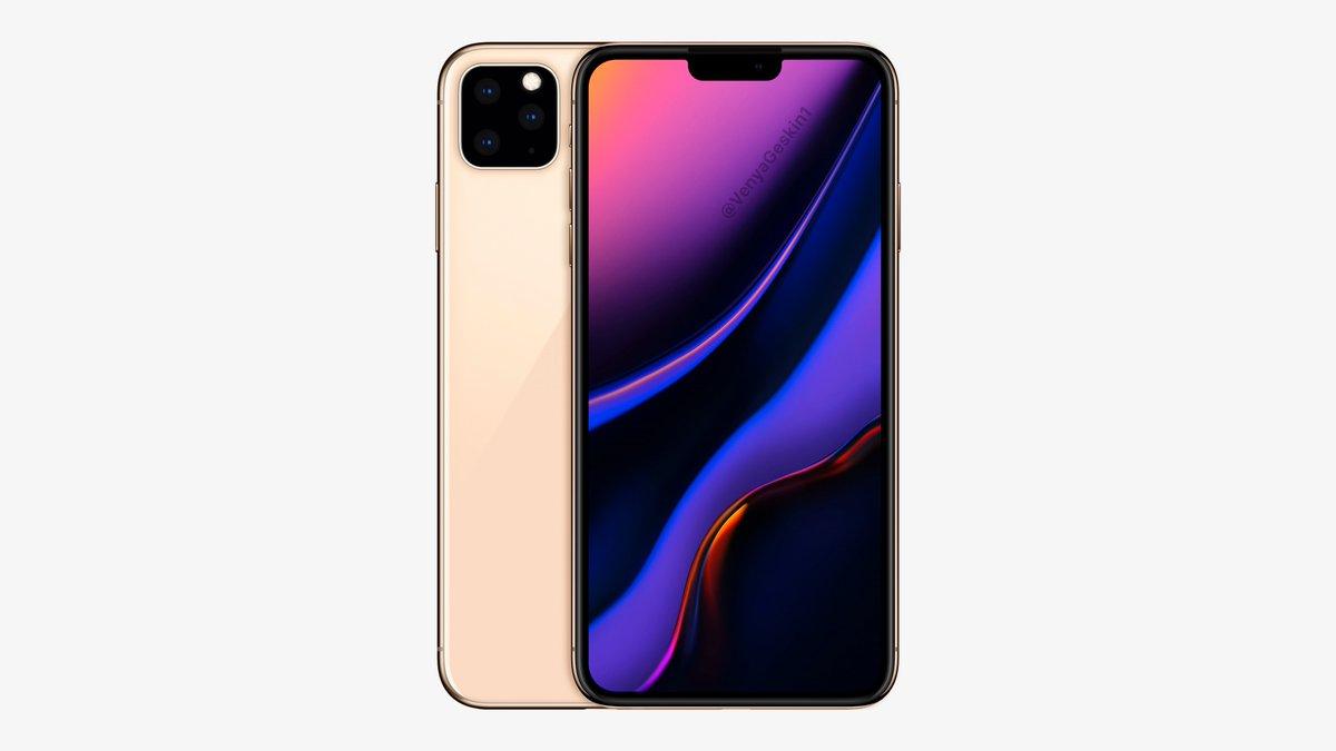 蘋果已經計劃iPhone 11 Max 加入三組鏡頭設計,XR 提升為雙鏡頭