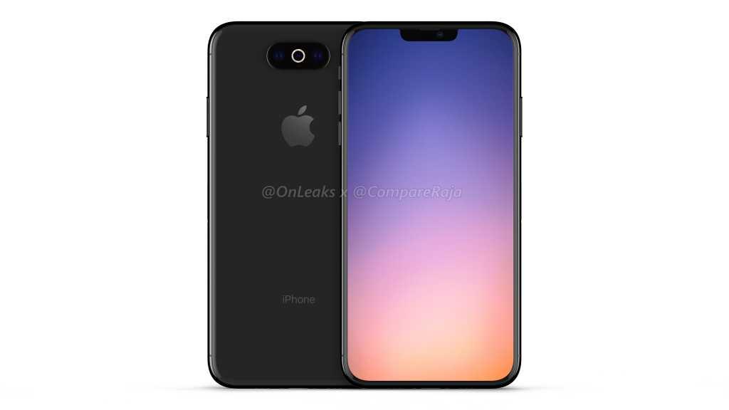 爆料大神:蘋果正評估2019 年iPhone 設計,三組鏡頭將移至機身中央