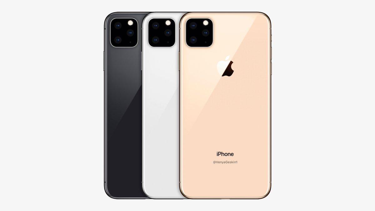 2019新iPhone 規格遭爆料:3顆鏡頭、15W無線充電和提升電池容量