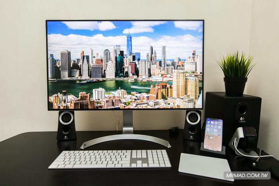 【開箱】LG32UD99 超高CP值4K HDR廣色域螢幕開箱!蘋果用戶必敗