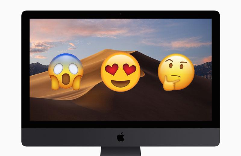 Mac 上如何使用Emoji 表情符號?使用Emoji快捷鍵即可達成?