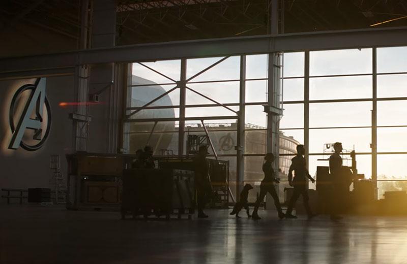 《復仇者聯盟4:終局之戰》30秒預告片來了!暗示驚奇隊長也將會加入