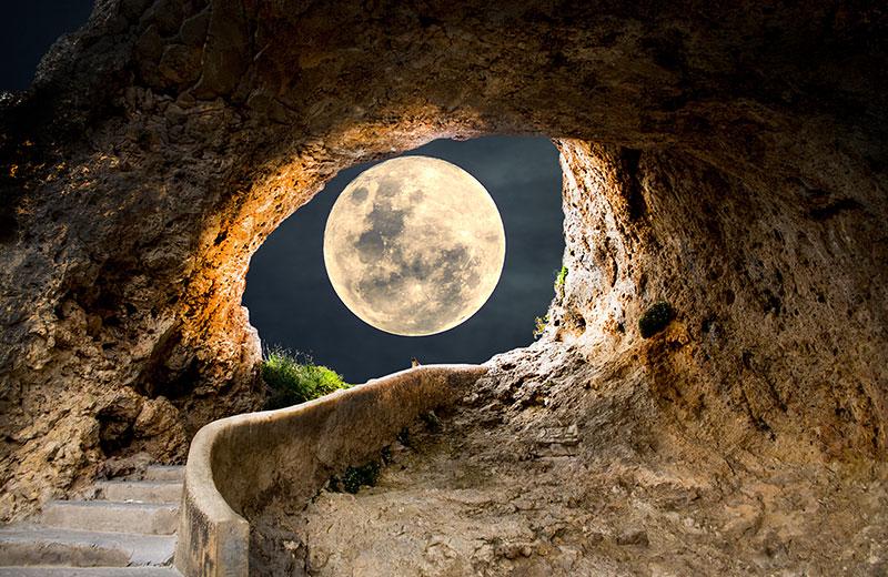 元宵節月亮200年以來最大滿月,錯過再等44年,告訴你賞月最佳時刻