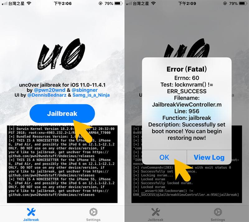 支援固定 A7-A8設備 iOS 12.0~12.1.2 NonceSetter 固定G值工具釋出(修改版)3