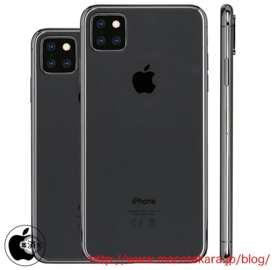 2019 年新款iPhone 將會類似華為HUAWEI P20 Pro 三鏡頭設計?