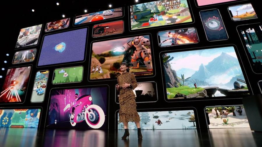 Apple Arcade :蘋果獨家遊戲訂閱服務