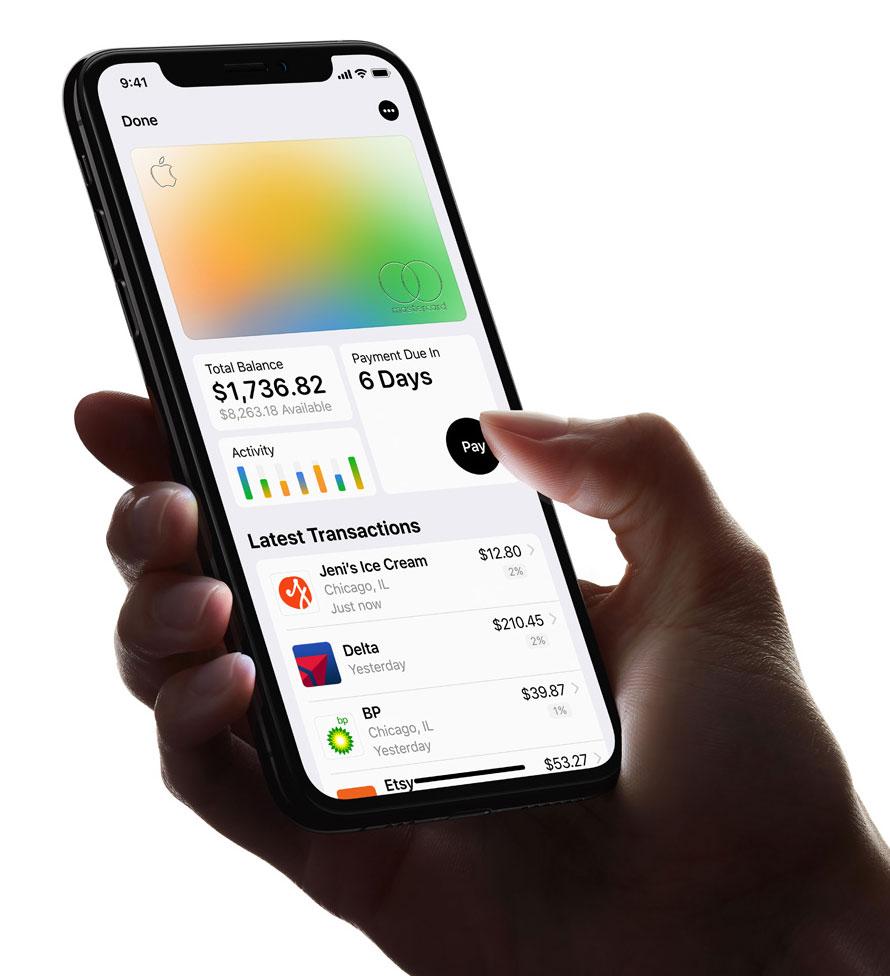 iOS 12.4 Beta4 開發者測試版釋出,提供高盛與蘋果員工測試 Apple Card