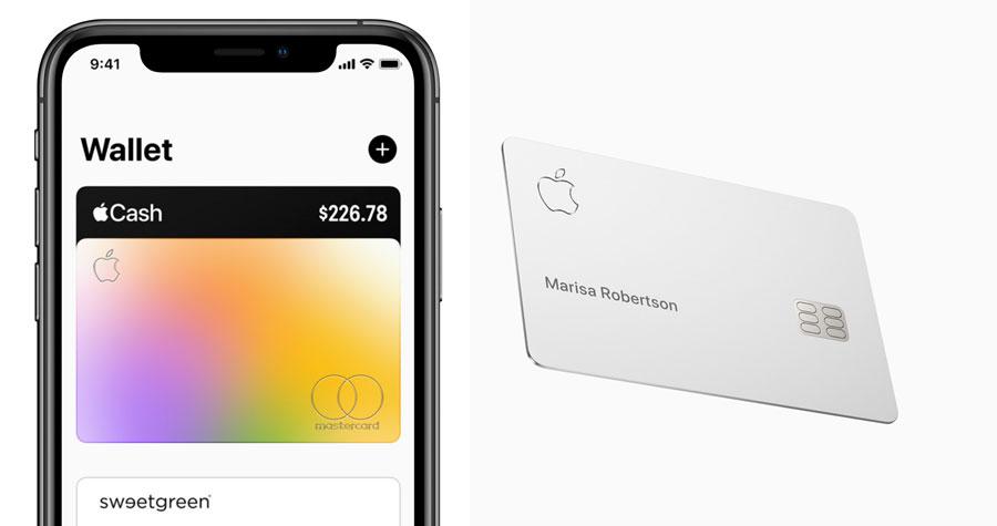 蘋果信用卡 Apple Card 卡神出現! 3% 現金回饋,金管會不會阻擋?