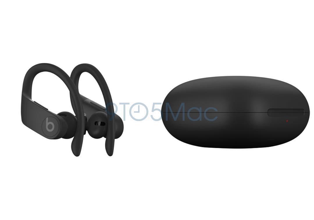 蘋果新款 Beats 耳機 PowerBeats Pro 流出,包含無線充電盒