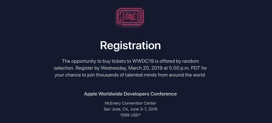 蘋果宣佈WWDC 2019 將在6月 3日至7 日舉辦發表會,iOS 13 即將問世