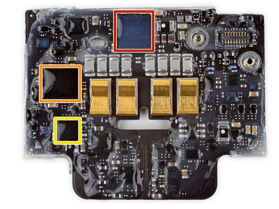 AirPods 2代無線充電主機板