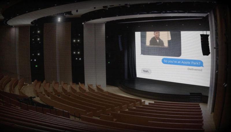 蘋果2019春季發表會前大玩創意!直接偷開「直播」畫面