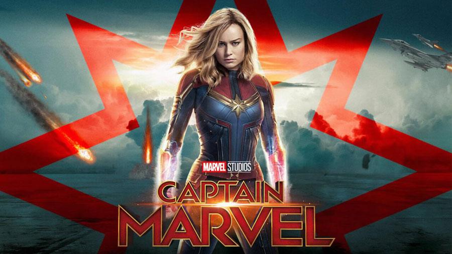 驚奇隊長影評:不是隊長而是被漫威設定為強到開外掛的女超人