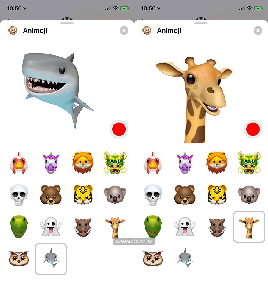 越獄用戶實現iOS 12.2 新款 Animoji 教學6
