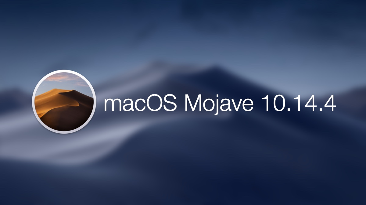 macOS Mojave 10.14.4 推出更新,加入 Apple News+ 和 Safari 自動深色模式