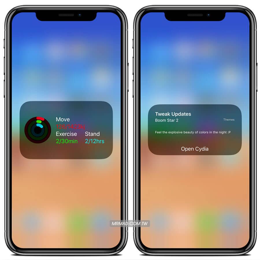 Modulus替iOS 控制中心加入藍牙電池、設備資訊、活動、捷徑開關圖3