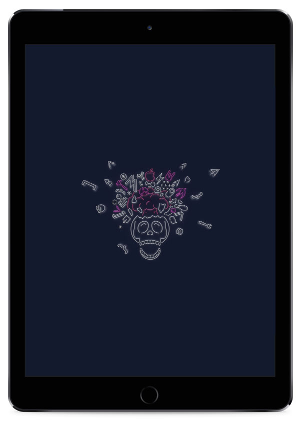 WWDC 2019桌布下載 iPad 版本