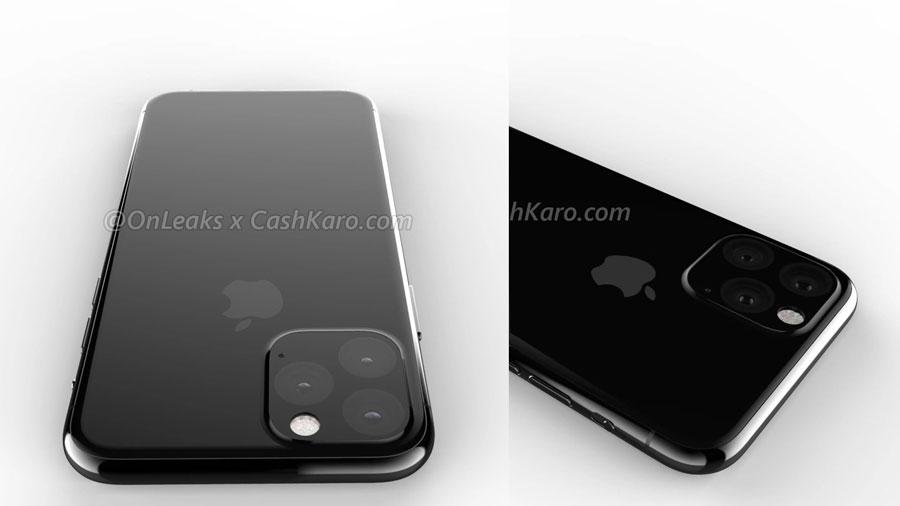 2019 年款 iPhone XI 两大外观改变:三镜头机身背板一体化、静音键改进3