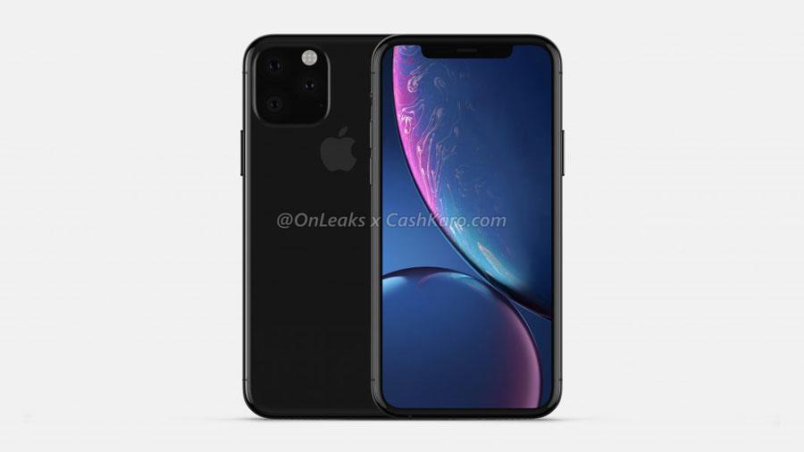2019 年款 iPhone XI 两大外观改变:三镜头机身背板一体化、静音键改进1