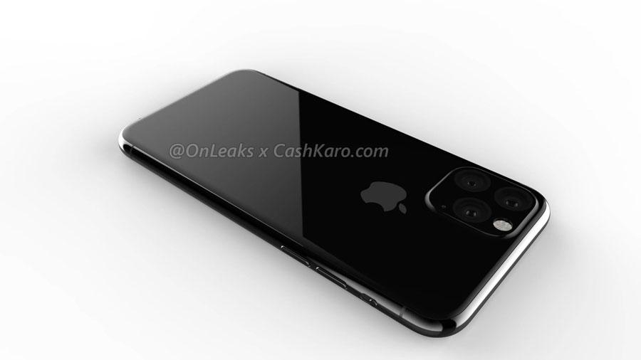 2019 年款 iPhone XI 两大外观改变:三镜头机身背板一体化、静音键改进4