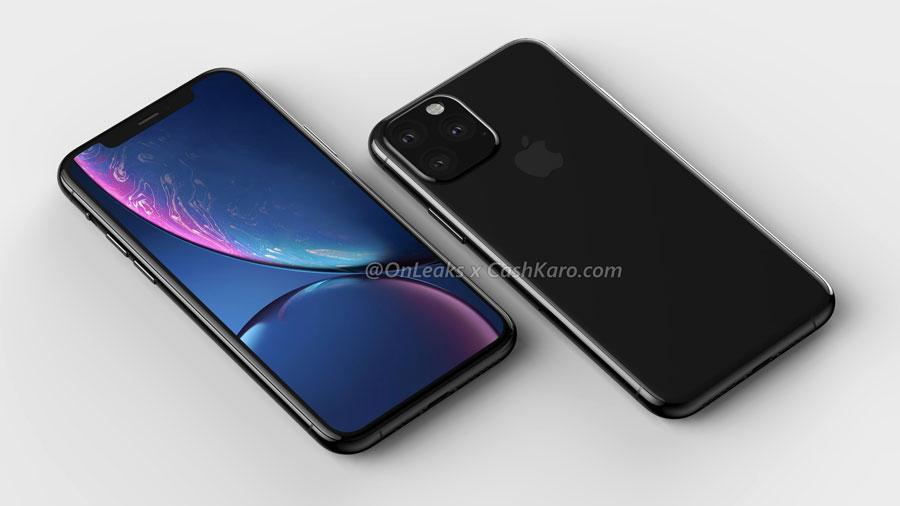 2019 年款 iPhone XI 两大外观改变:三镜头机身背板一体化、静音键改进