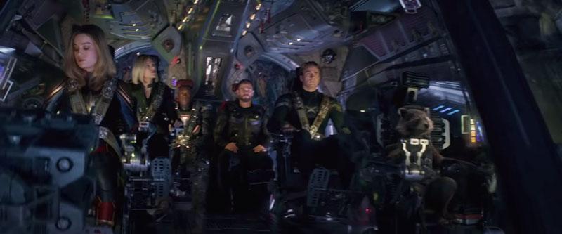 《復仇者聯盟4:終局之戰》復仇60秒預告出爐,造成不少影迷嚇到尖叫