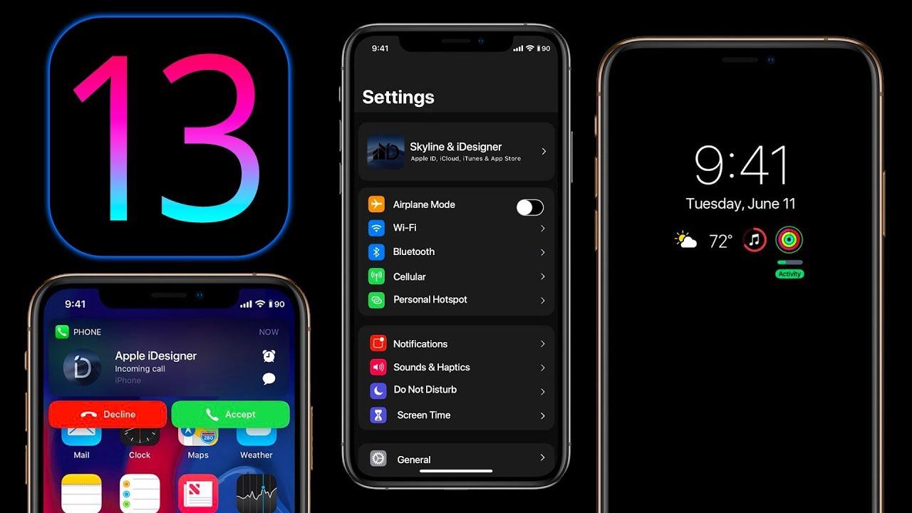 iOS 13 最新 20項功能搶先看:深色模式、新追蹤器、優化速度等