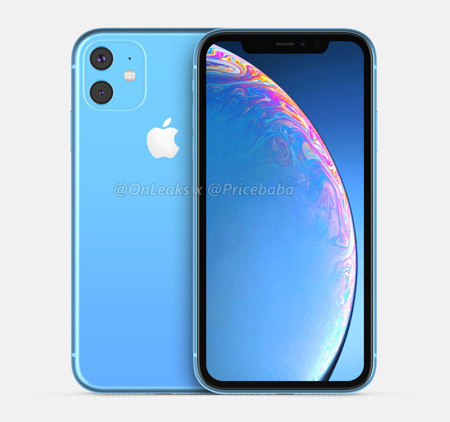 2019 年3 款新 iPhone 模具再次出爐:證實搭載三鏡頭與方形外框設計