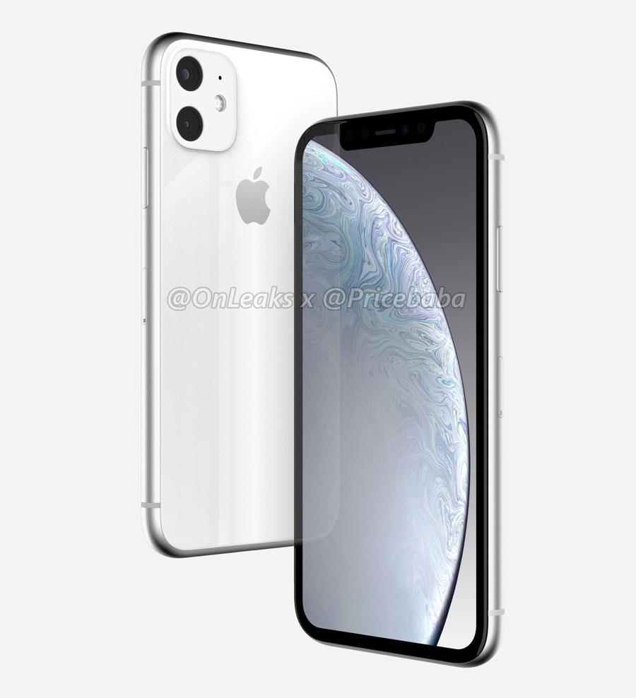 新款iPhone XR 二代外型曝光!鏡頭類似iPhone XI 方形設計