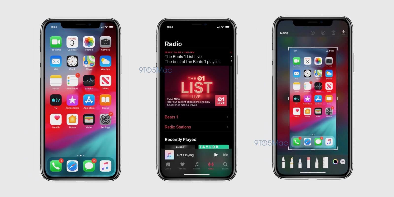 iOS 13 黑暗模式即將降臨