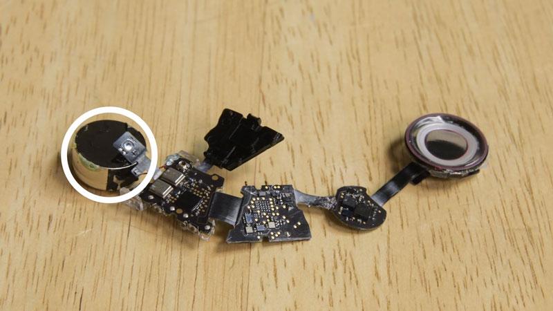 Powerbeats Pro 拆解分析:電池容量變大、無法修復、音質改進4