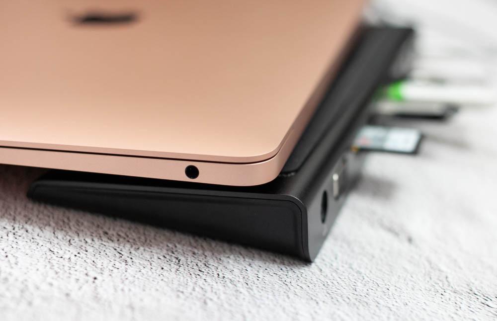 萬用 USB-C 集線器 CASA Hub Pro USB-C 11 port 開箱13