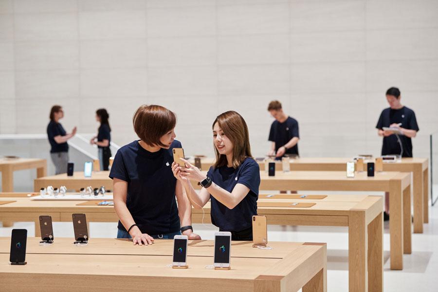 台北第二間蘋果旗艦 Apple 信義A13 內部環境搶先曝光2