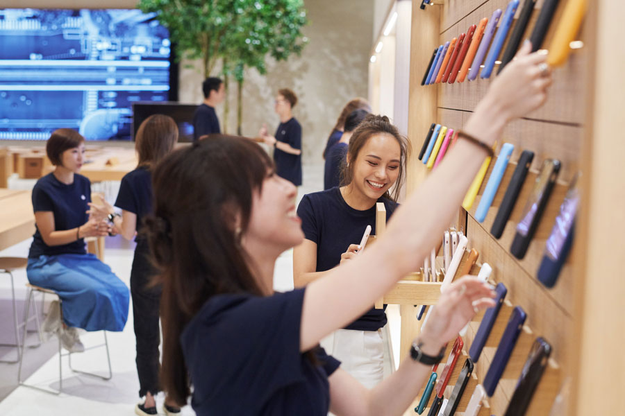 台北第二間蘋果旗艦 Apple 信義A13 內部環境搶先曝光1