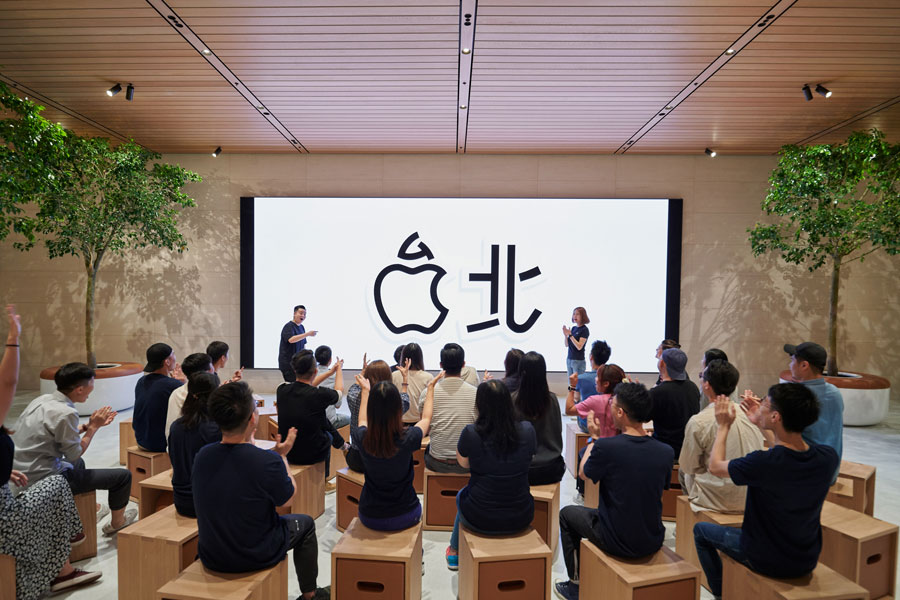 台北第二間蘋果旗艦 Apple 信義A13 內部環境搶先曝光3